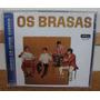 Cd Os Brasas 1968 Jovem Guarda Rock Br 60 Franco Luis Vagner