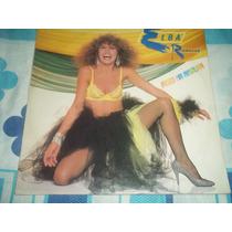 Lp Vinil Elba Ramalho Fogo Na Mistura 1985 Com Encarte
