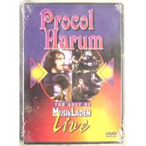 Procol Harum The Best Of Musikladen Live (dvd, 1999)