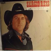 Lp / Vinil Sertanejo: Sergio Reis - Boiadeiro Errante - 1981