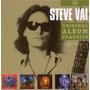 Cd Steve Vai - 5cd Box Original Album Classic