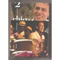 Coleção Chico Buarque Vol 2 Box Lacrado 3 Dvds