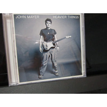 John Mayer, Cd Heavier Things, Columbia-2003 Importado