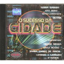 Cd O Sucesso Da Radio Cidade - So Pra Contrariar, Karametade