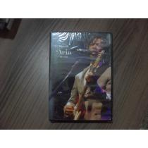 Dvd Djavan Ária Ao Vivo Produto Lacrado