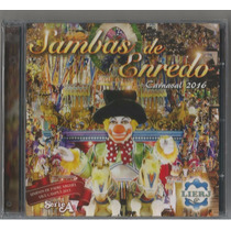 Sambas De Enredo-carnaval 2016 (serie A)