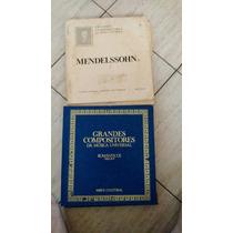 Lp Grandes Compositores Da Musica Universal - Coletânea Rom