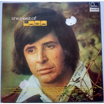 Lp Lobo - The Best Of - 1976
