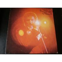 Lp Roberto Carlos - Amigo, Cavalgada, Disco Vinil 1977 Raro