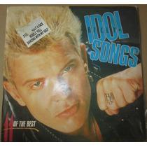 Lp Billy Idol Songs 11 Of The Best 1988 Chrysalis