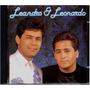 Cd Leandro & Leonardo- Vol.5- Original- 1991- Frete Grátis