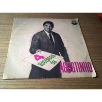 Compacto 4 Sucesso De Agostinho Dos Santos 45 Rpm Disco Ep