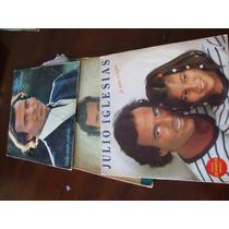 Lote 3 Discos Julio Iglesias R$ 13,00