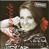 Playback Lauriete - É Preciso Crer [original]