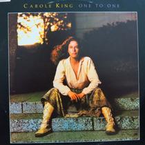 Lp - Carole King - One To One - Vinil Raro