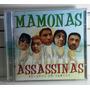 Pop Rock Cd Mamonas Assassinas Pelados Em Santos Lacrado