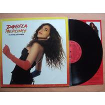 Daniela Mercury- Lp O Canto Da Cidade- 1992 Original Encarte