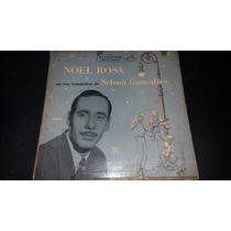 Lp Vinil 10 Pol Noel Rosa Na Voz Romantica Nelson Goncalves