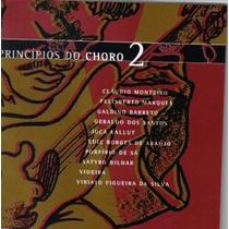 Cd Luciana Rabello & Maurício Carrilho / Princípios Do Choro