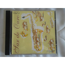 Cd Sax De Ouro Volume 2