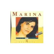 Cd Marina - Minha História / Frete Gratis