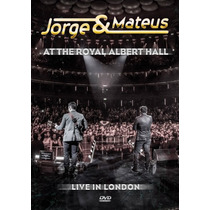 Dvd Jorge E Mateus - At The Royal Alb (984917)