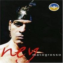 Ney Matogrosso Box Com Dvd + 2 Cds Lacrado
