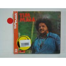 Cd - Tim Maia - 1973 (abril Coleções) Lacrado