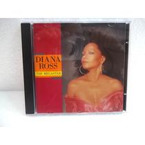 Diana Ross - The Megastar Cd Ótimo Estado Capa Impecável