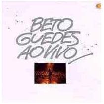 Cd Beto Guedes Ao Vivo (1987) - Novo Lacrado Original