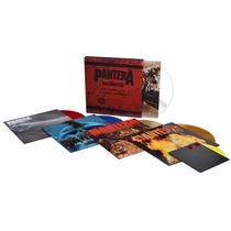 Pantera - The Complete Studio Albums 1990 - 2000 / Ltd 5-lp