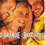 Cd Grande Encontro 2 - Elba / Ze Ramalho - Novo Lacrado