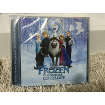 Cd Frozen - Uma Aventura Congelante