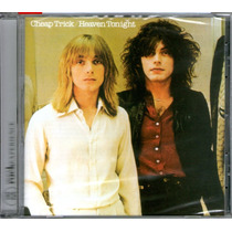 Cd Cheap Trick - Heaven Tonight (edição Remaster + Bonus)
