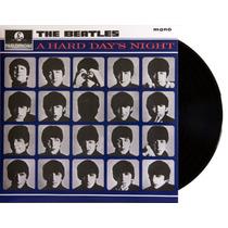 Lp Vinil The Beatles A Hard Days Night Mono 2014 Importado