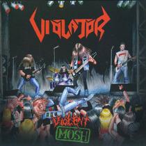 Cd Violator - Violent Mosh (lacrado)