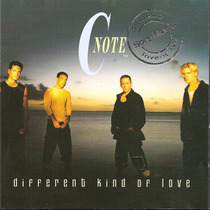 Cd - C Note - Different Kind Of Love