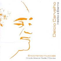 Cd Delcio Carvalho - Encontros Musicais