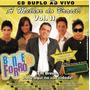 Cd O Melhor Do Brasil - Vol.11 - Bonde Do Forró & Dj Maluco