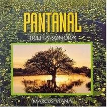 Cd Marcus Viana - Trilha Sonora Pantanal ( Estado De Novo )
