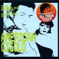 Cd American Gigolo Trance Dance Eletronico Dj Tiga
