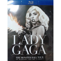 Blu Ray Lady Gaga Presents The Monster Ball Tour At Madison