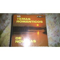 Lp 16 Temas Românticos De Novelas Raro Anos 70 Lktel