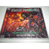 Cd Duplo - Iron Maiden - Fron Fear To Eternity Lacrado