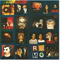 Cd - Grupo Rumo - Rumo - 1981 - 1º Disco
