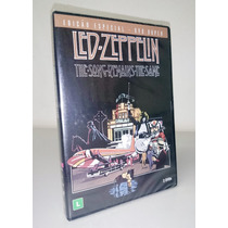 Dvd Led Zeppelin The Song Remains The Same Duplo Lacrado