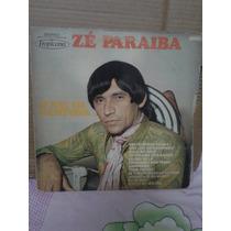 Vendo Disco De Vinil - Zé Paraíba - O Rei Da Sanfona - 1973