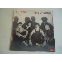 Disco De Vinil - Queen - The Works
