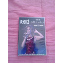 Dvd Duplo Beyonce Live Made In América + Global Citizem