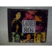 Cd Ladies Of The 80